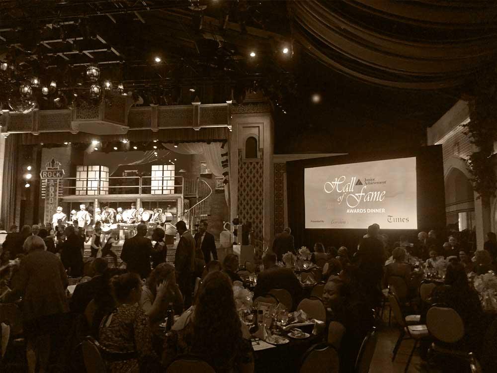 Non-profit Fundraising Event Marketing Design Junior Achievement Tampa Clearwater Largo Pinellas