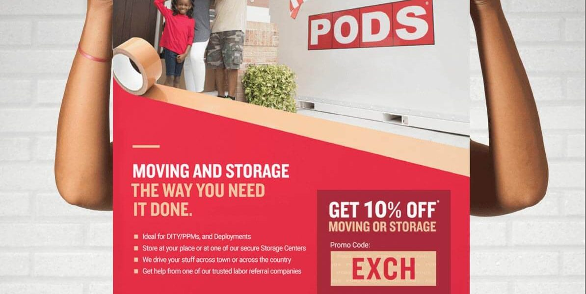 PODS Military Exchange